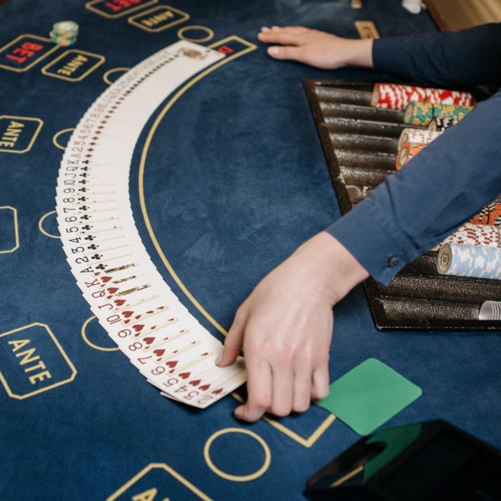 partie poker pro